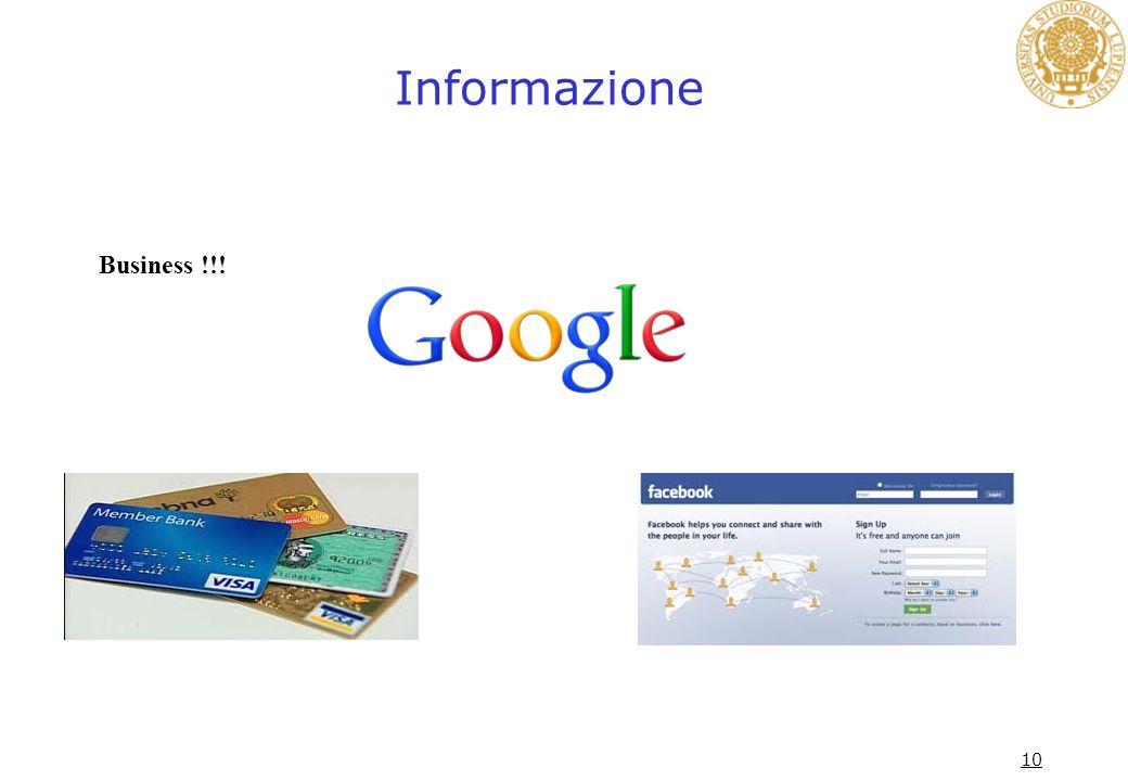 Informazione 10 Business !!!