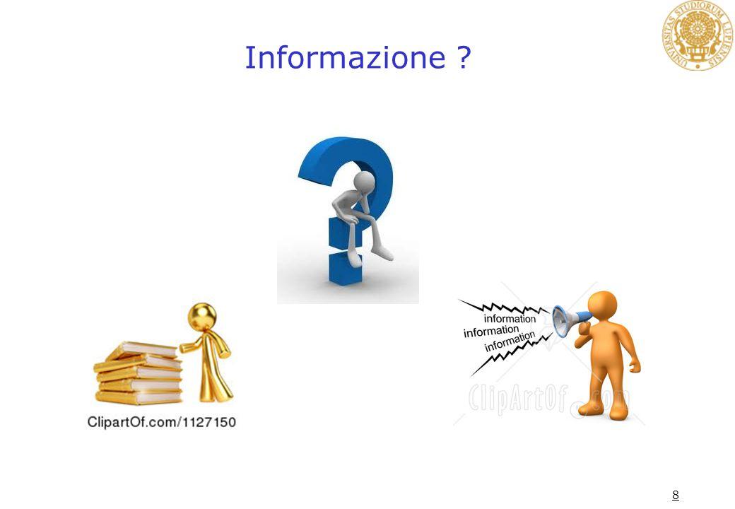 Informazione ? 8