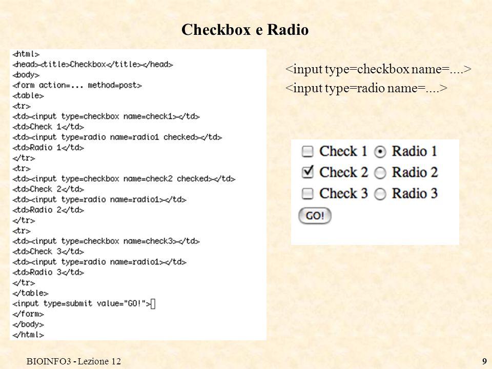 BIOINFO3 - Lezione 1210 a cura di Daniele Marchelli Cosè e a cosa serve ? HTML in evoluzione…