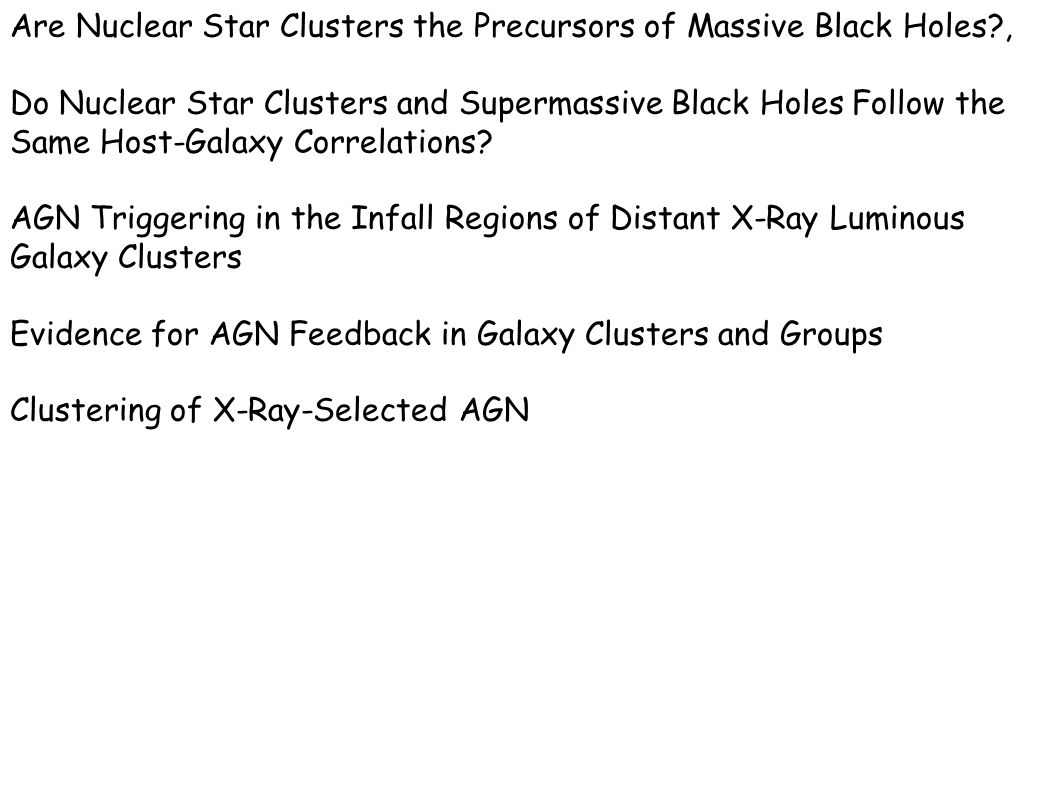 The Role of Gravitational Instabilities in the Feeding of Supermassive Black Holes Testing the No-Hair Theorem with Sgr A* Massive Black Hole Binaries