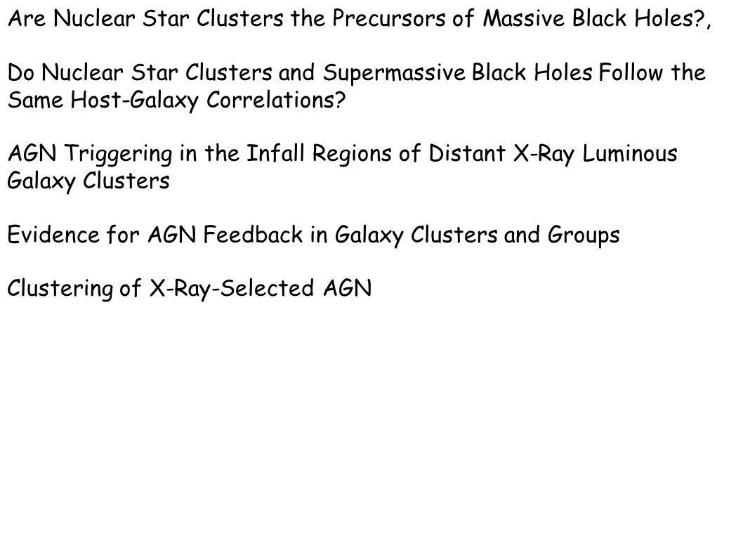 GRB Host Galaxies: types GRB sono in galassie tipicamente irregolari sub- luminous.