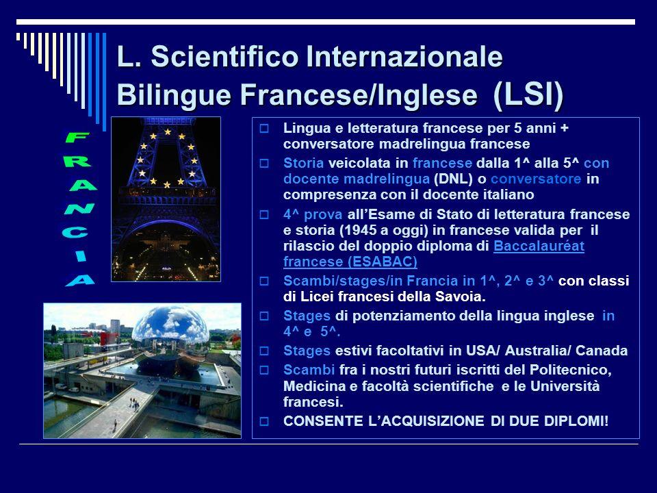 INFORMATICA (PENTAMESTRE) per esame ECDL STORIA IN ITALIANO (OBBLIGATORIO NEL PENTAMESTRE) CONVERSAZIONE INGLESE (MADRELINGUA *) 1--1-- 11-11- --1--1