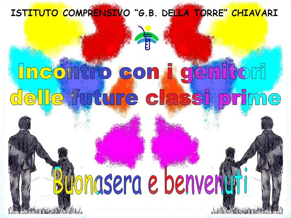 2 ISTITUTO COMPRENSIVO G.B. DELLA TORRE CHIAVARI
