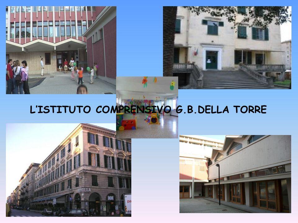 3 LISTITUTO COMPRENSIVO G.B.DELLA TORRE
