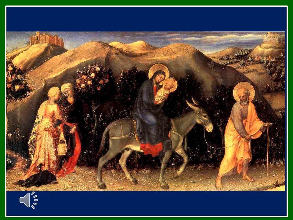 Nel rivolgerci alla Vergine Maria, con la preghiera dellAngelus, affidiamo alla sua protezione tutti i migranti e quanti si impegnano in un lavoro pas