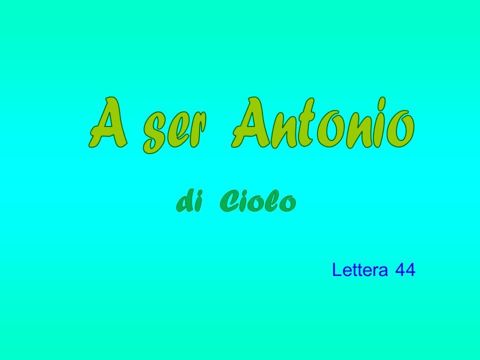 Lettera 44