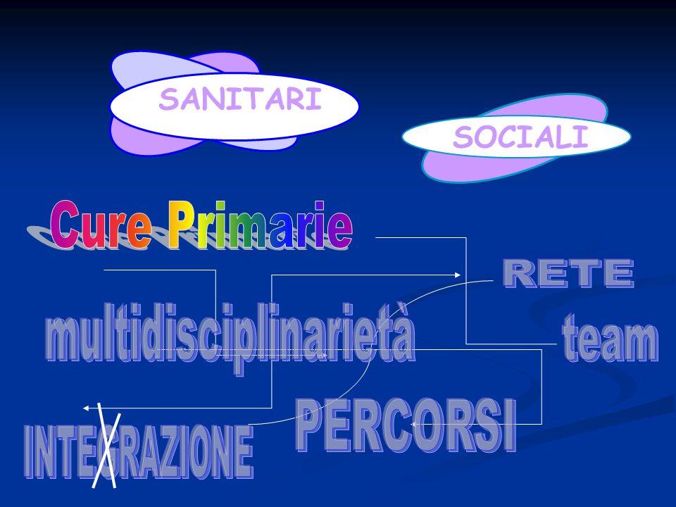 SANITARI SOCIALI