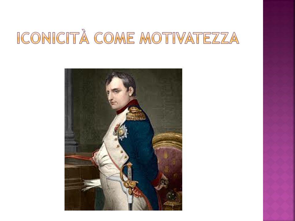 Motivatezza logica (esiste una regola costante che detta le modalità di connessione dall entità rappresentante al rappresentato)