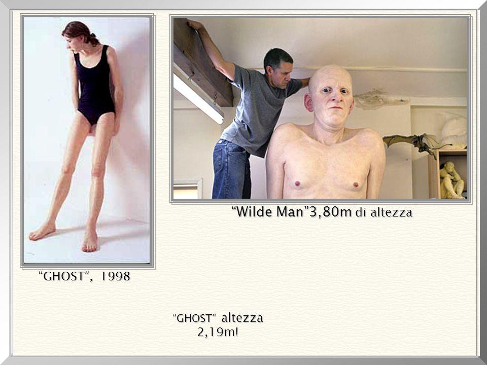 Big Baby, 1997 - con 0,87cm di altezza. Big Baby, 1997 - con 0,87cm di altezza.