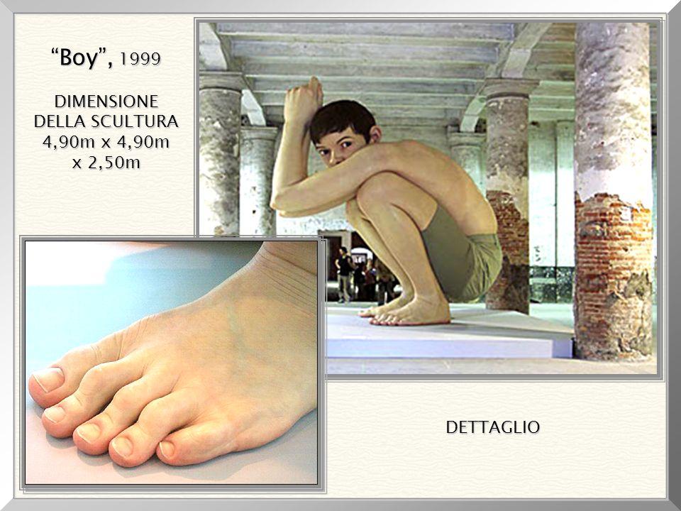 GHOST, 1998GHOST, 1998 GHOST altezza 2,19m! Wilde Man3,80m di altezza