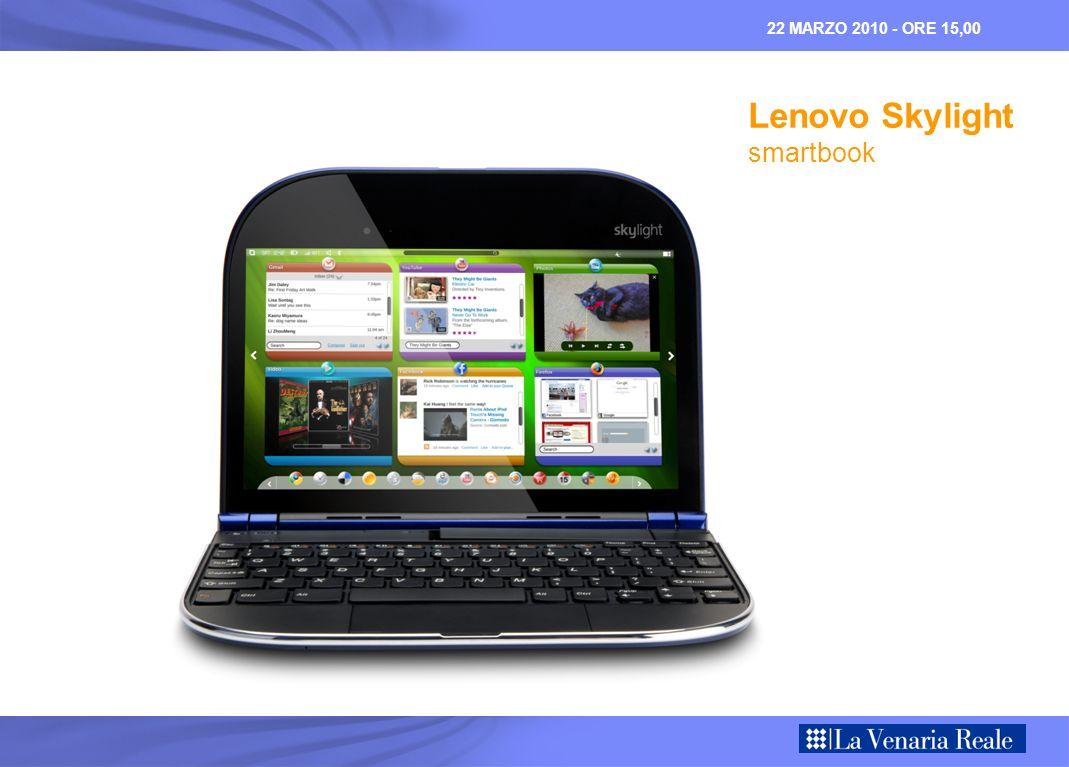 22 MARZO 2010 - ORE 15,00 IdeaCentre A300 PC all in one consumer