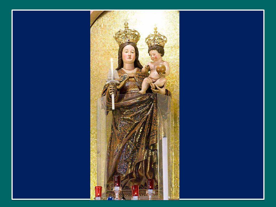 Papa Francesco ha introdotto la preghiera mariana dell Angelus al Santuario di Nostra Signora di Bonaria a Cagliari nella XXV Domenica del Tempo Ordin