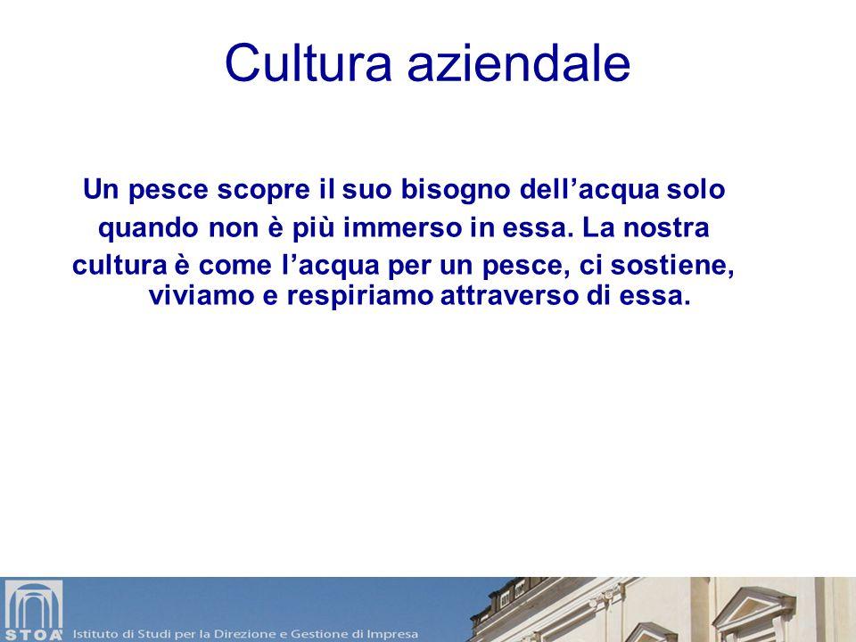 Manager Clima Cultura Valori