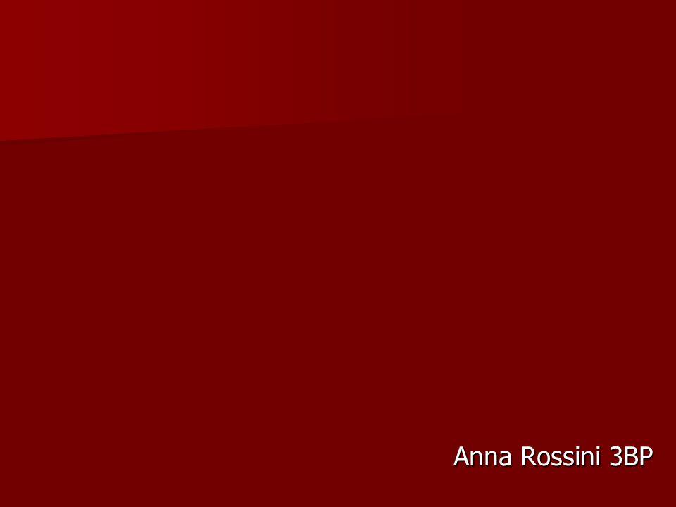 Anna Rossini 3BP Anna Rossini 3BP