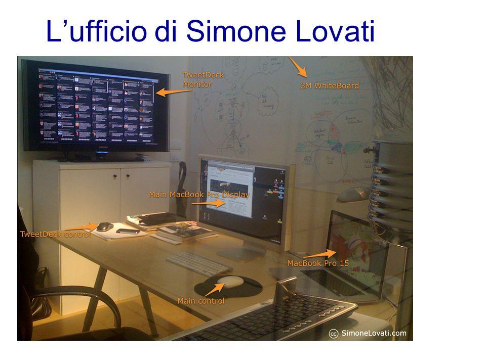 Lufficio di Simone Lovati