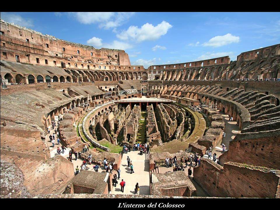 Linterno del Colosseo