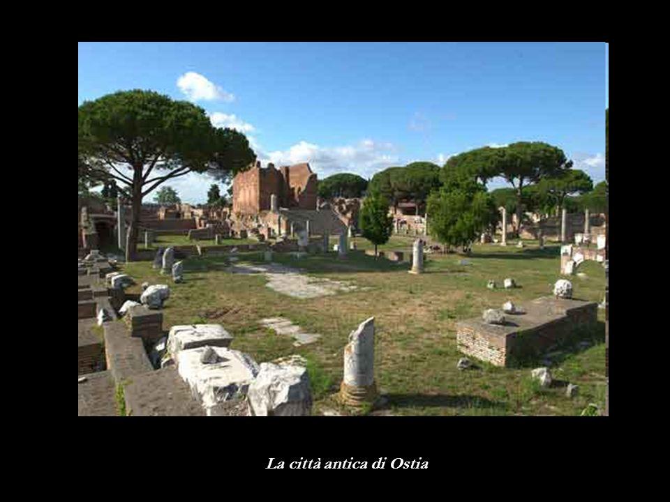 La lupa: Museo della Civlità Romana