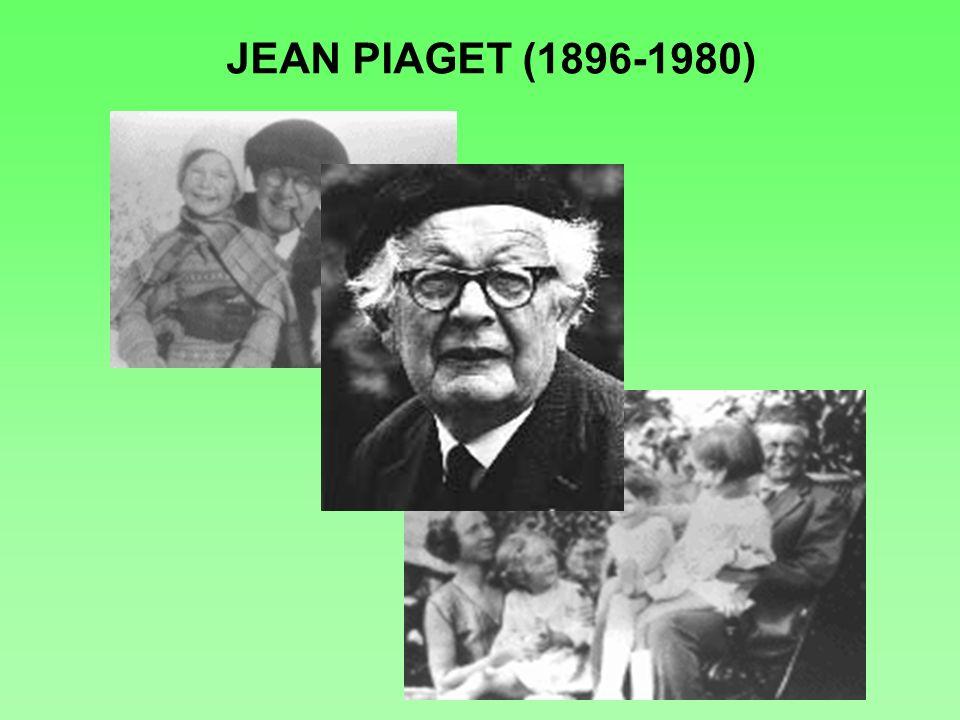 JEAN PIAGET (1896-1980)