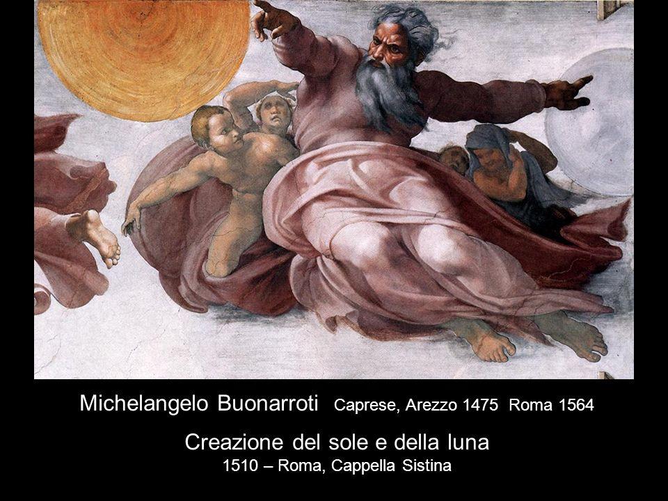 Michelangelo Buonarroti Caprese, Arezzo 1475 Roma 1564 Pietà Rondanini Milano