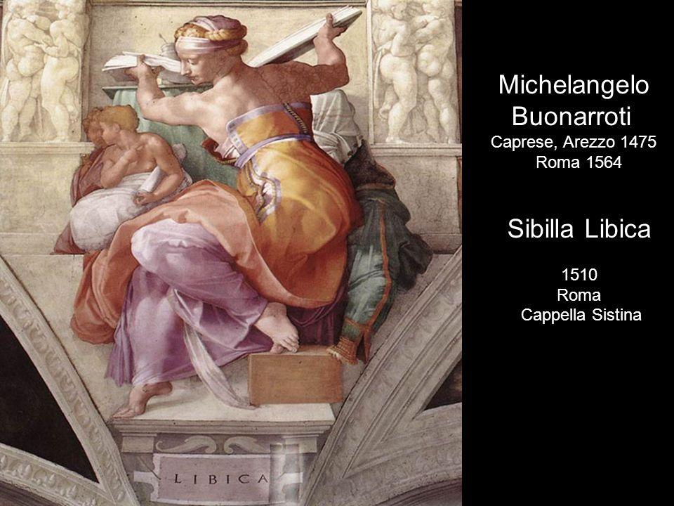 Michelangelo Buonarroti (Caprese, Arezzo 1475 - Roma 1564) Il Giorno Firenze, San Lorenzo, Sagrestia Nuova