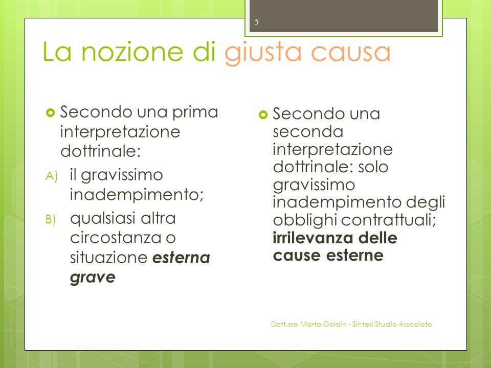 La Riforma Fornero (L.92/2012) La Riforma non incide sui requisiti sostanziali di validità del licenziamento Introduce importanti novità, con riferimento a: 1.