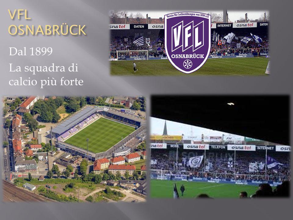 VFL OSNABRÜCK Dal 1899 La squadra di calcio più forte