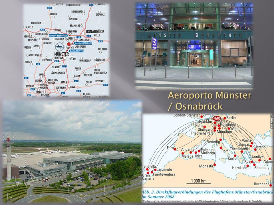 Aeroporto Münster / Osnabrück