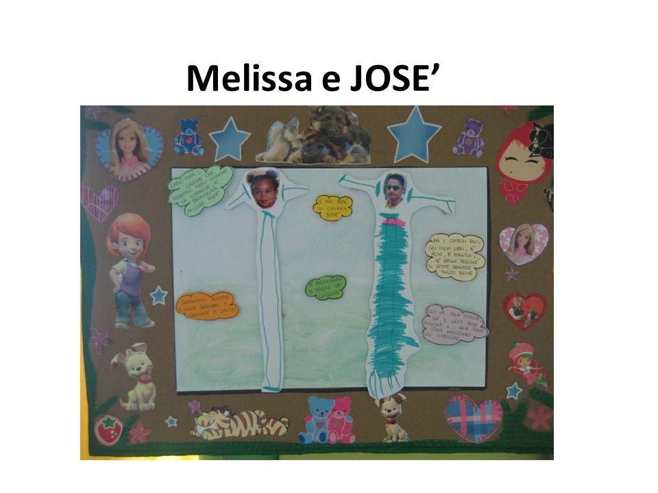Melissa e JOSE