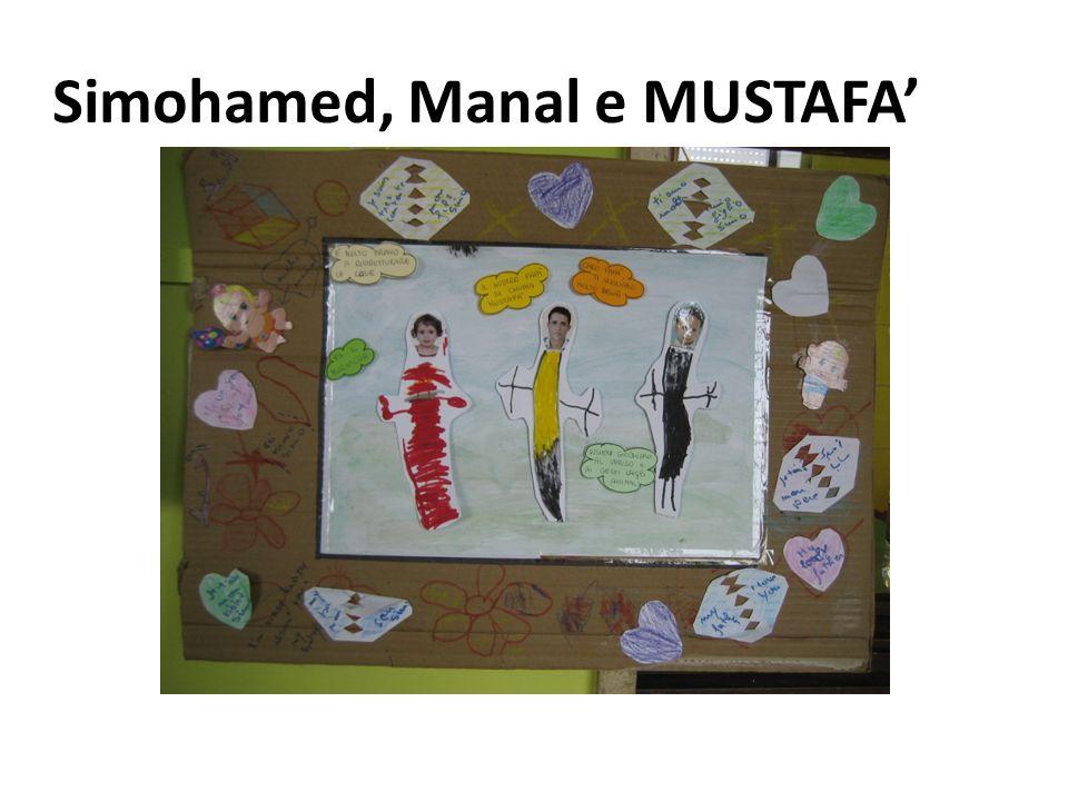 Simohamed, Manal e MUSTAFA