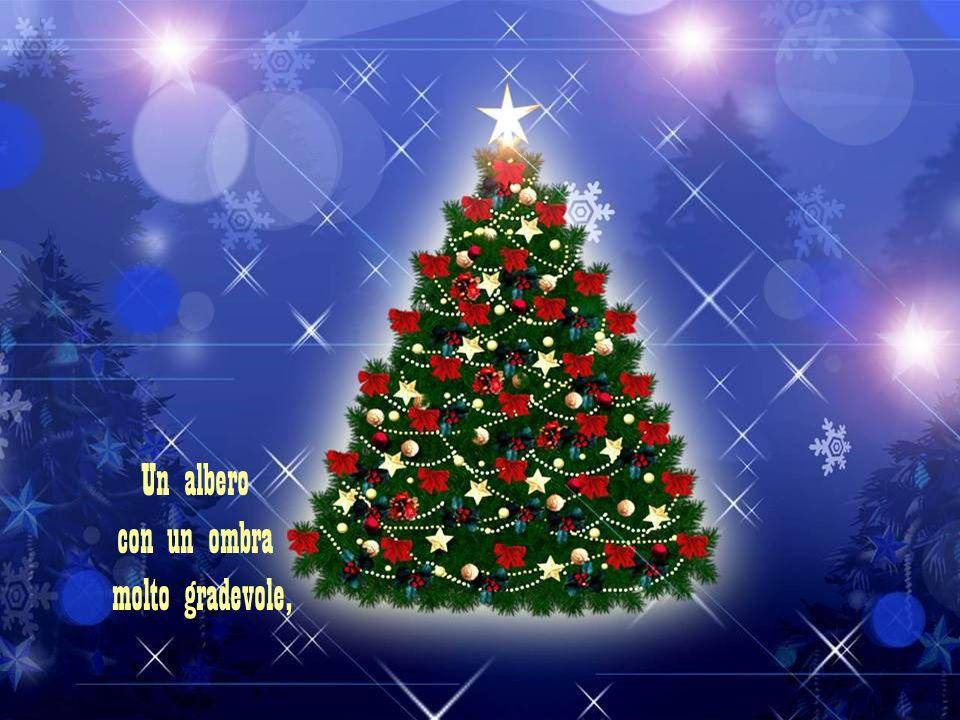 Un albero dai rami molto grandi, perché nuovi nomi, venuti da tutto il mondo, si uniscano ai già esistenti.