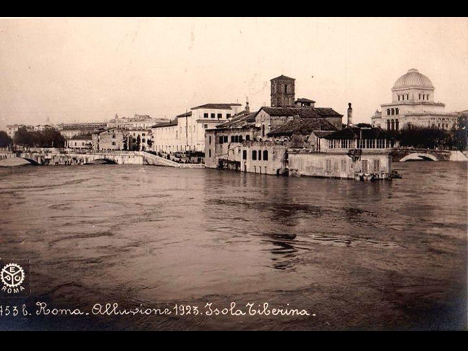 Ponte Garibaldi Ponte Cestio Ponte Fabricio Ponte Rotto Ponte Palatino Secondo la leggenda l'isola si sarebbe formata nel 510 a.C. dai fasci di spighe