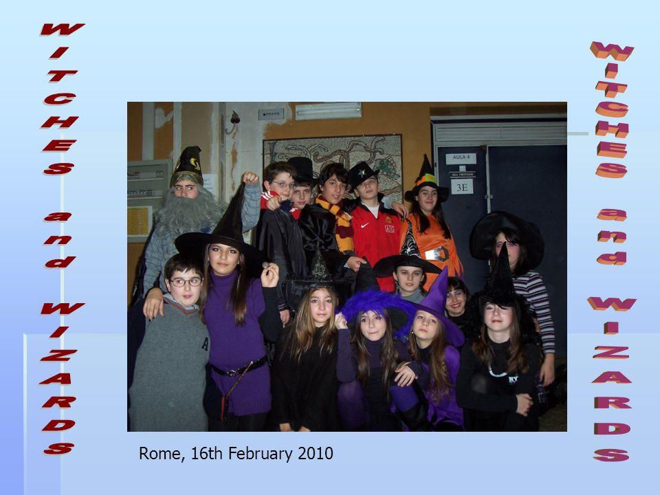 Rome, 16th February 2010