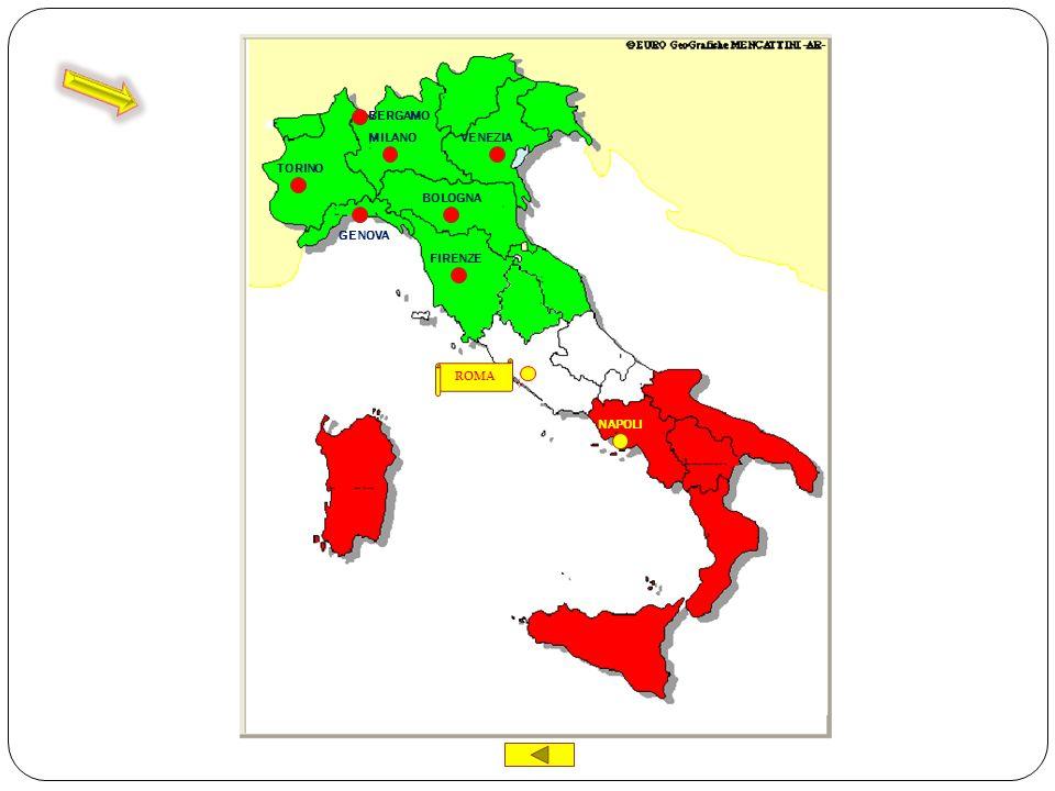ROMA FIRENZE VENEZIA BOLOGNA TORINO BERGAMO NAPOLI MILANO GENOVA