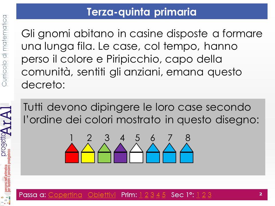 Lo gnomo Dubitone che abita al numero 279, non sa di quale colore deve dipingere la sua casina e chiede aiuto a Piripicchio.