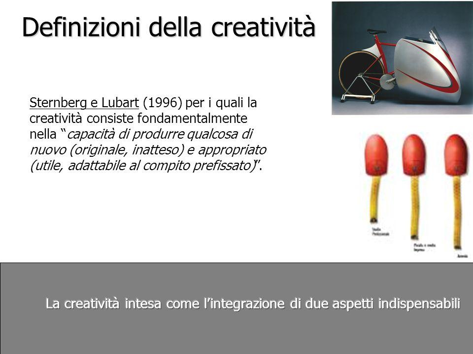 Creatività ed associazioni tra aree semantiche.