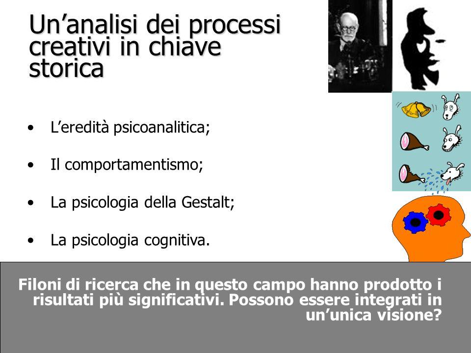 Lorigine della creatività Problemi Il metodo di studio psicobiografico è scientifico.
