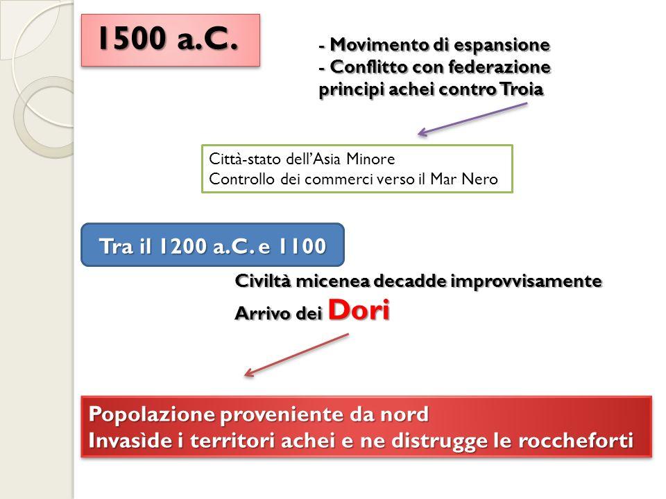 1500 a.C.