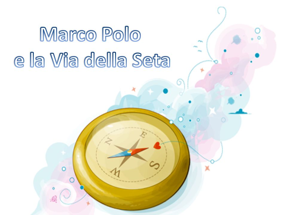 Perché proprio Marco Polo.