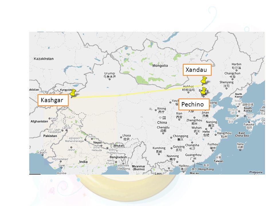 Kashgar Xandau Pechino