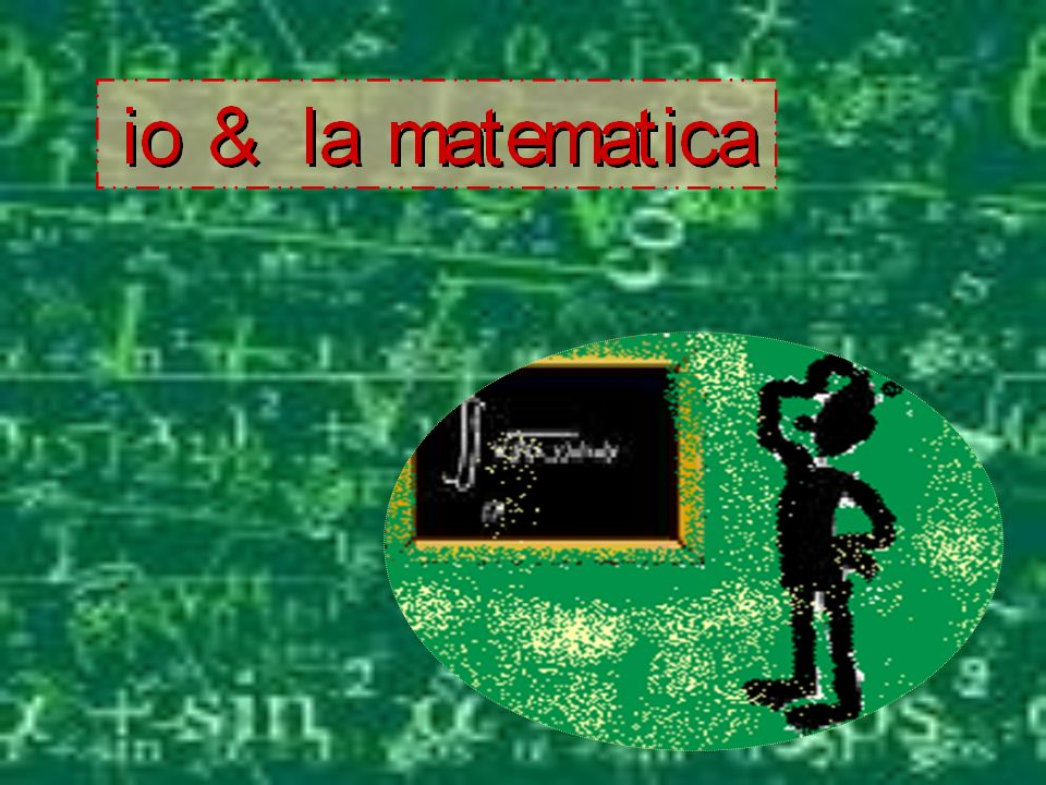 La matematica non è unopinione!