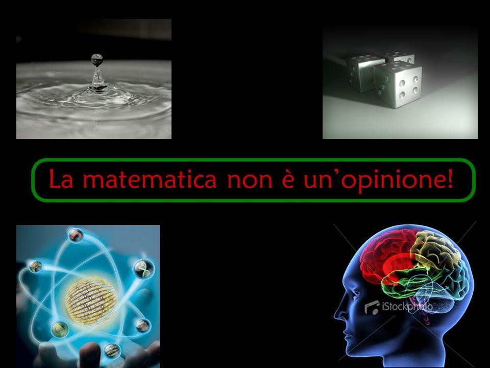 E infine… Le realtà matematiche sono causa di quelle fisiche in quanto Dio dal principio dei tempi reca in sé come semplici e divine astrazioni gli oggetti matematici quali prototipi delle previste quantità materiali.