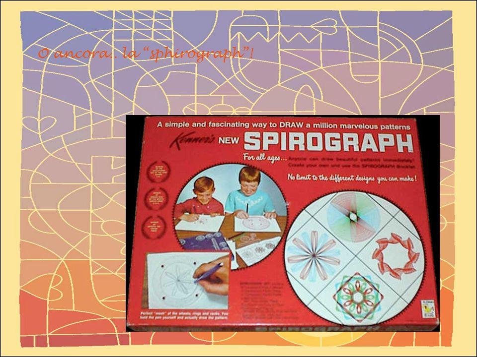 O ancora.. la sphirograph!