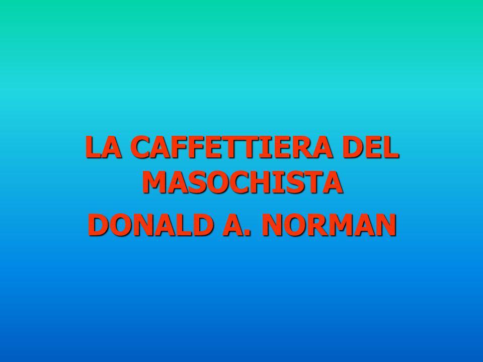 Donald A.Norman È nato il 25 dicembre 1935 è uno psicologo e ingegnere statunitense.