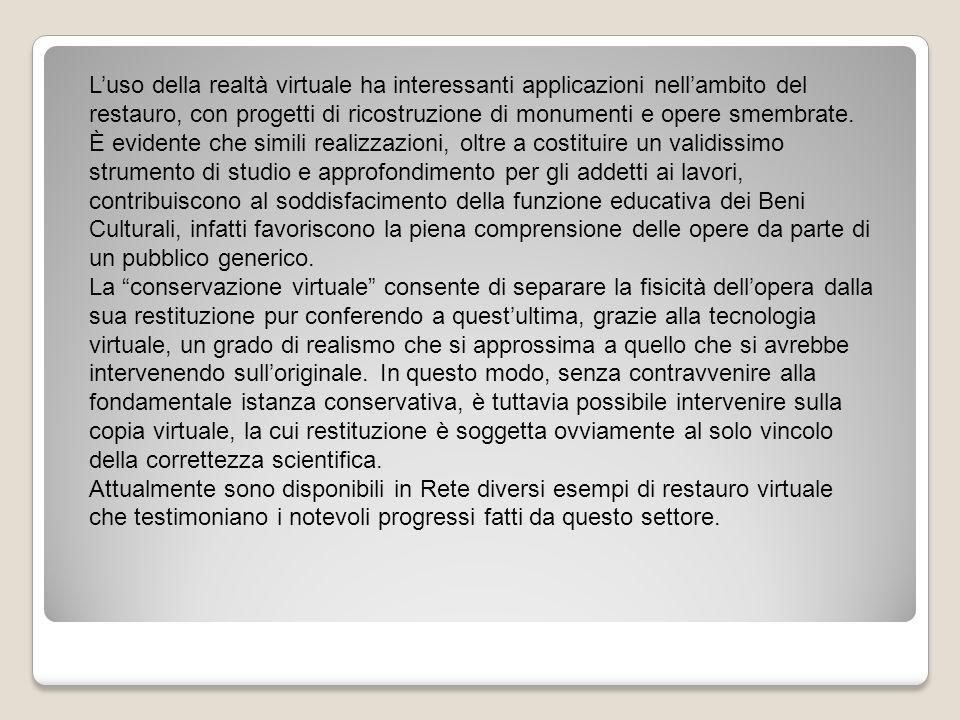 Esempio di restauro virtuale di un codice miniato realizzato dalla Biblioteca Nazionale di Firenze