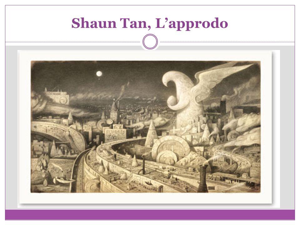 Shaun Tan, Lapprodo