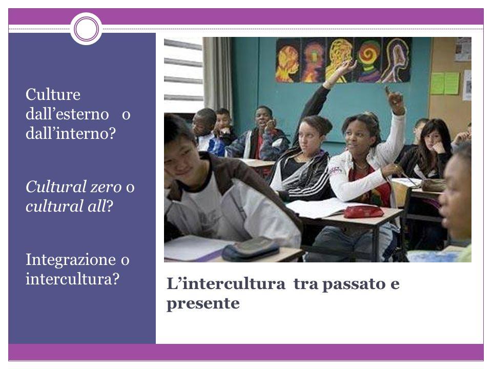 Indicatori di qualità per le scuole ACCOGLIENZA Logica di intervento strutturale, al di là dellemergenza Capacità di differenziare a tutti i livelli Misure di integrazione supplementari solo per immigrati unite a interventi interculturali per tutti