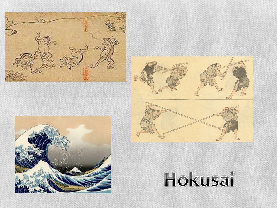 Europa Impressionismo Ukiyo-e molto popolare Charles Wirgman (inglese) Padre del moderno fumetto giapponese The Japan Punch George Bigot (francese)- Rivista Tôbaé Ha criticato il governo giapponese.