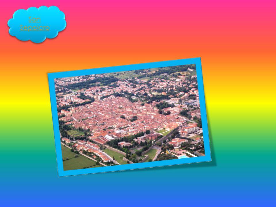 Monterchi è un comune di 1831 della provincia di Arezzo, nellAlta Val Tiberina.