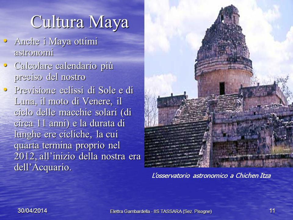 I Maya Civiltà antichissima (1800 a.c.) e ricchissima di cultura Civiltà antichissima (1800 a.c.) e ricchissima di cultura Fine misteriosa, con il con