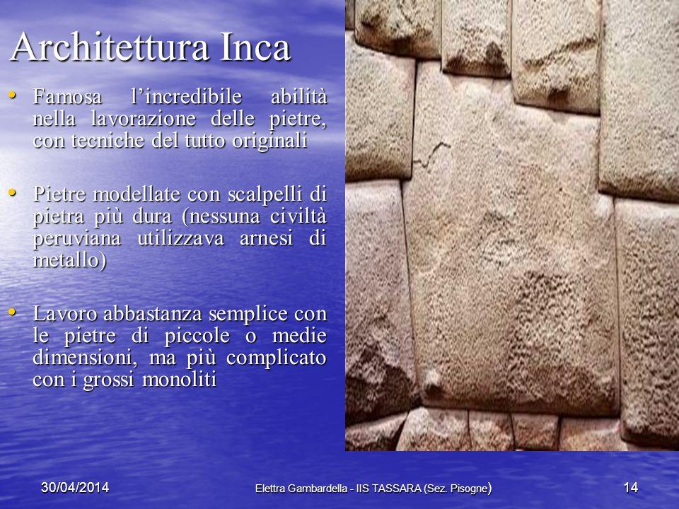 Gli Incas Antica civiltà, ricca di materie prime (oro e argento) Antica civiltà, ricca di materie prime (oro e argento) Capitale Cuzco Capitale Cuzco